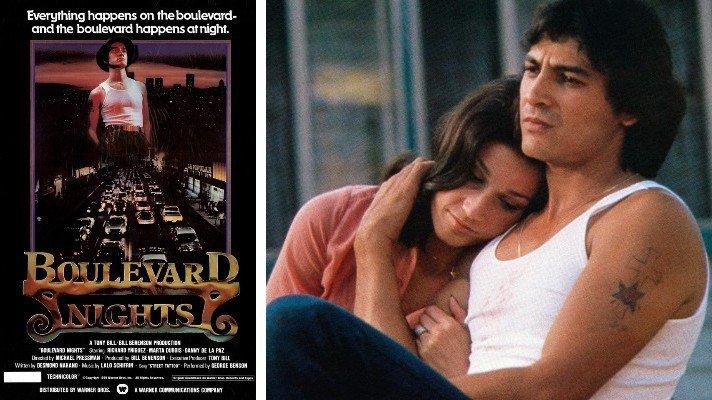 Boulevard Nights 1979 movie