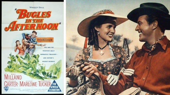 Bugles in the Afternoon movie 1952
