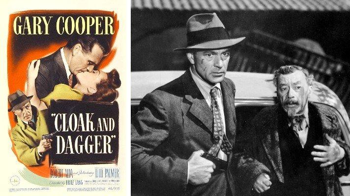Cloak and Dagger movie 1946