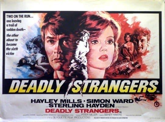 Deadly strangers 1975 movie