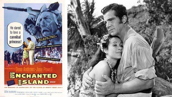 Enchanted Island movie 1958