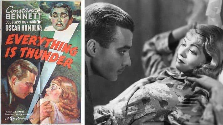 Everything Is Thunder movie 1936