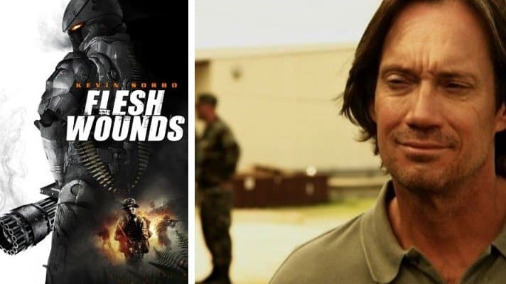 Flesh Wounds kevin sorbo