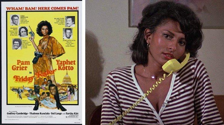 Friday Foster movie 1975