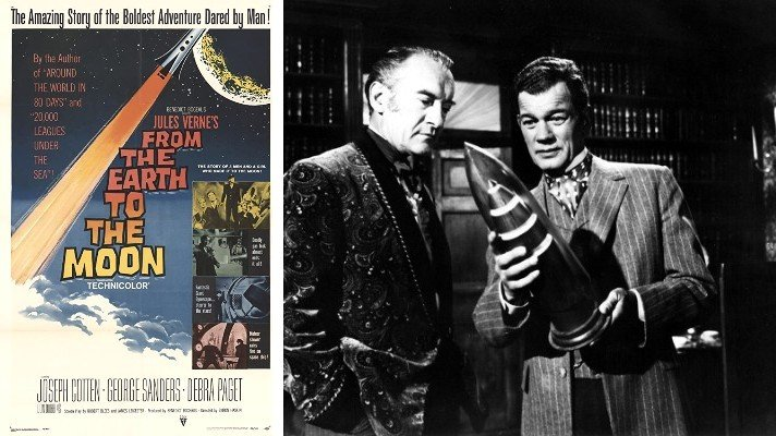 From the Earth to the Moon film 1958