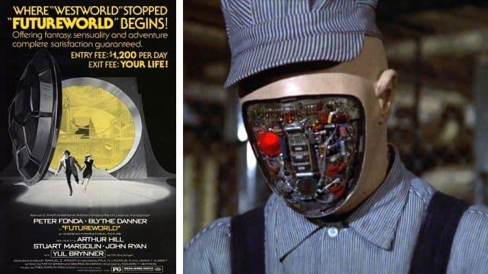 Futureworld movie 1976