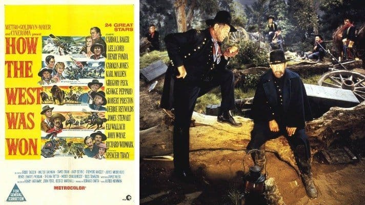 How the West Was Won movie 1962