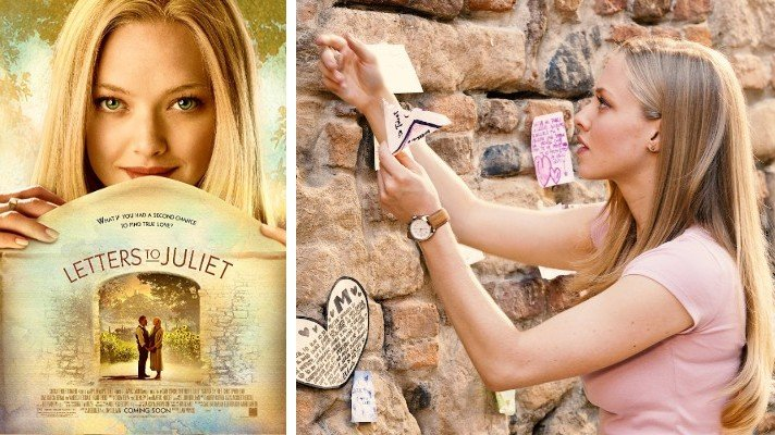 Letters to Juliet movie 2010