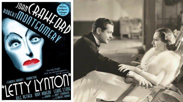 Letty Lynton film 1932