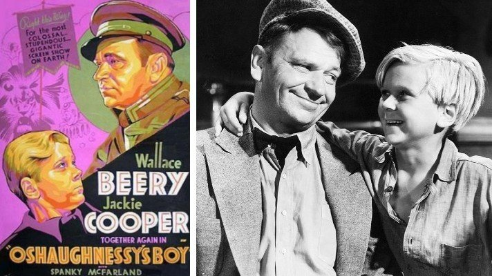 O'Shaughnessy's Boy movie 1935