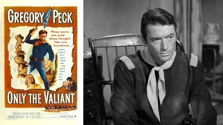 Only the Valiant 1951 movie