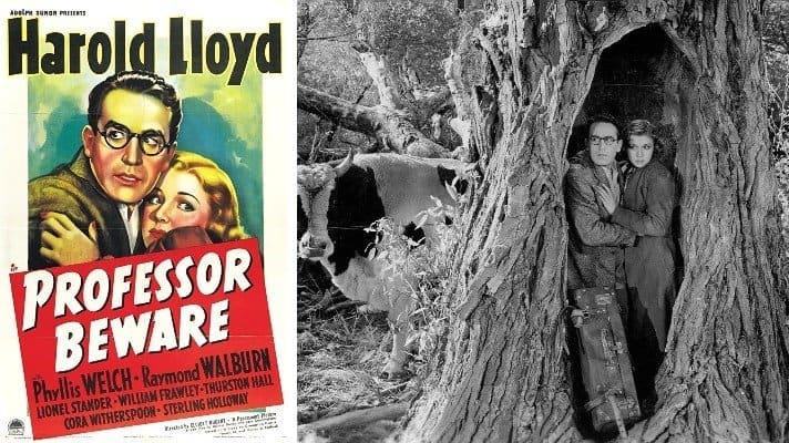 Professor Beware movie 1938