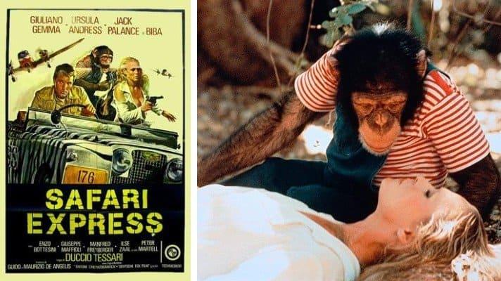 Safari Express film 1976