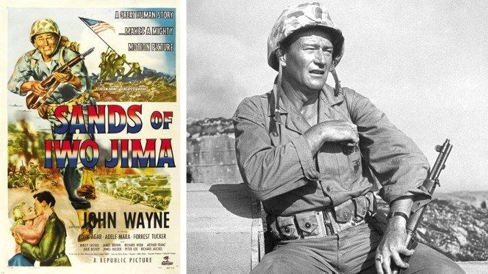 Sands of Iwo Jima movie 1949