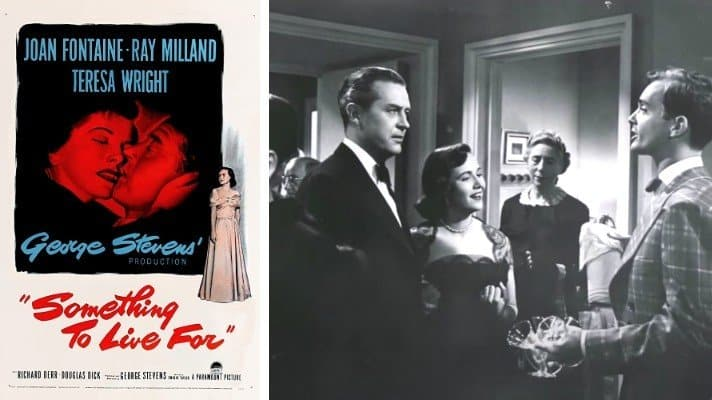 Something to Live For movie 1952