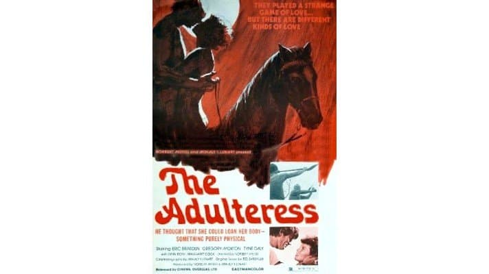 The Adulteress 1973 film