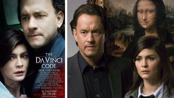 The Da Vinci Code movie 2006