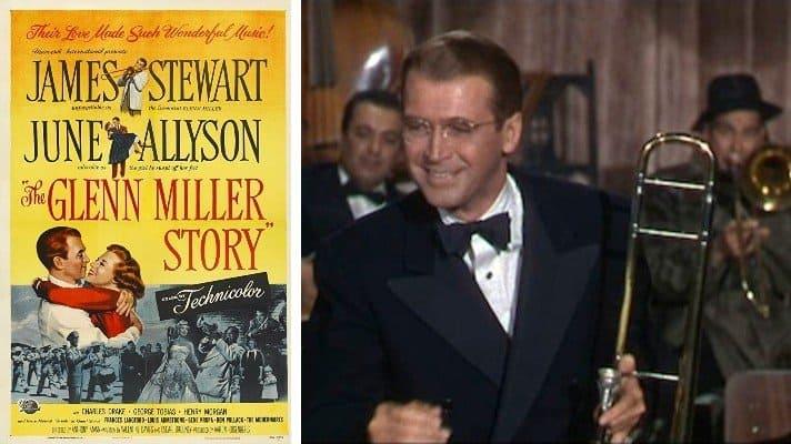 The Glenn Miller Story film 1954