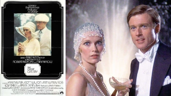 The Great Gatsby 1974 movie