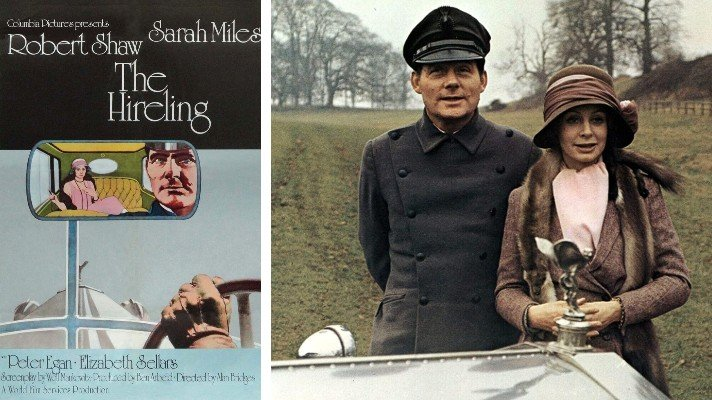 The Hireling film 1973