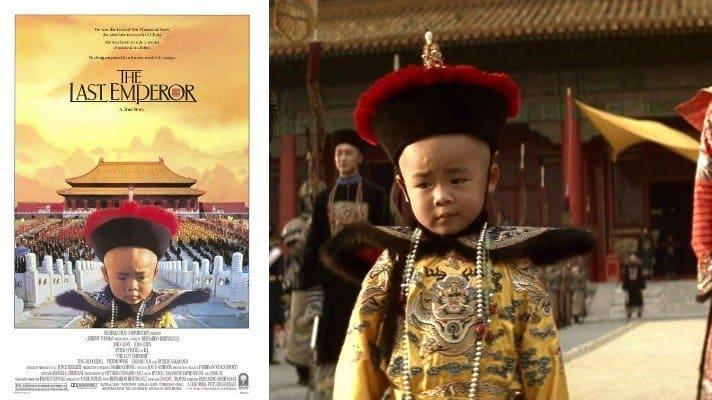 The Last Emperor movie 1987