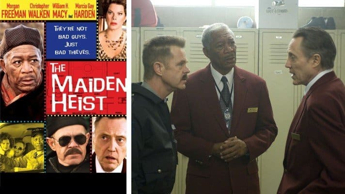 The Maiden Heist 2009 movie