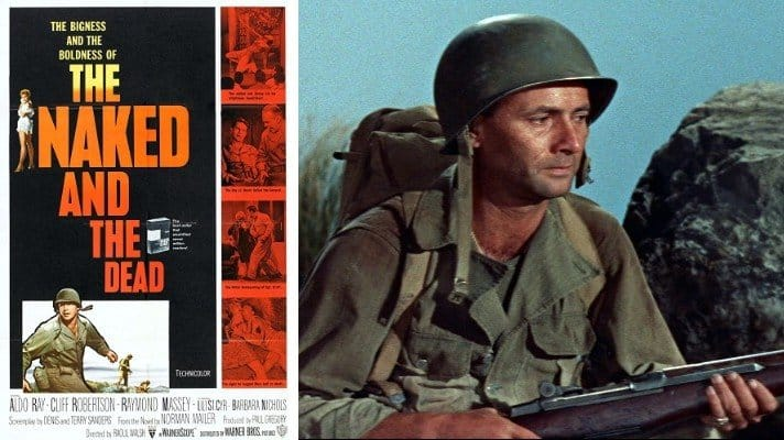 The Naked and the Dead movie 1958