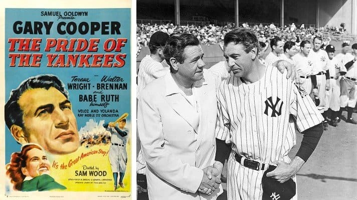 The Pride of the Yankees movie 1942