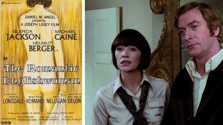 The Romantic Englishwoman movie 1975