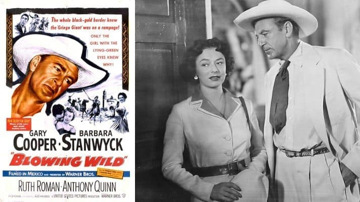 blowing wild movie 1953