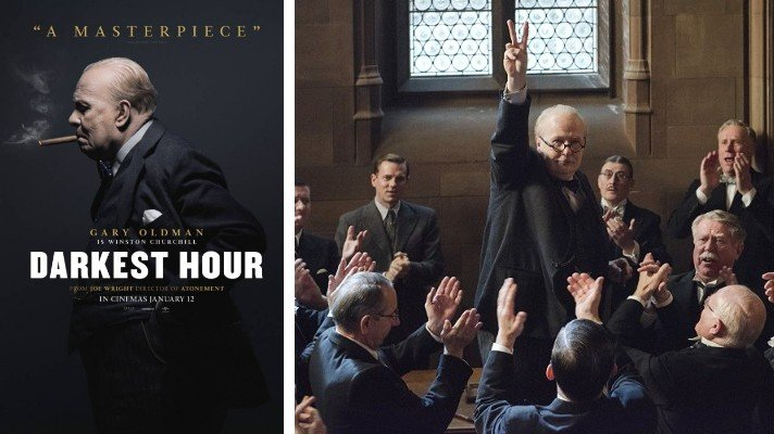 darkest hour movie 2017