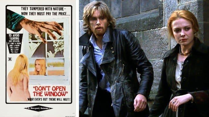 don't open the window film 1974