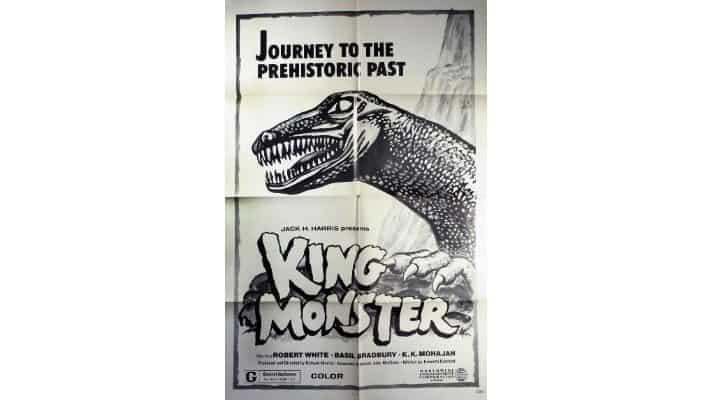 king monster film 1976