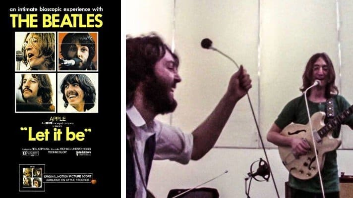 let it be documentary 1969 the beatles