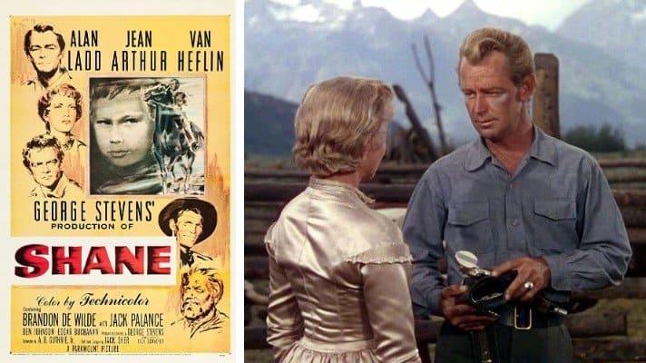 shane 1953 movie