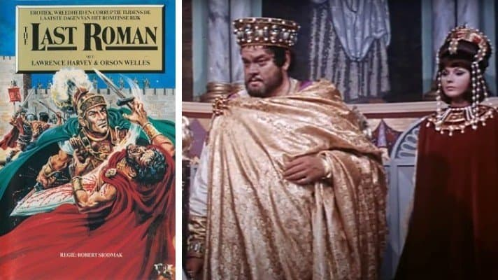 the last roman film 1968