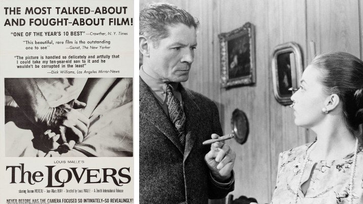 the lovers 1958 film